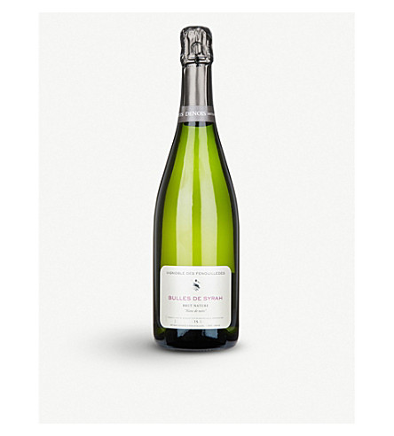 FRANCE Bulles De Syrah 'Brut Nature' 750ml