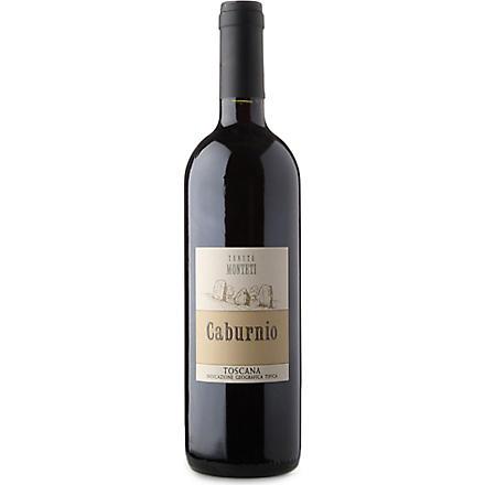 Caburino red wine 750ml