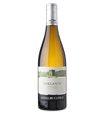ITALY Grecante white wine 750ml