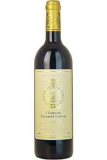 CHATEAU GRUAUD LAROSE Saint Julien 2005 750ml