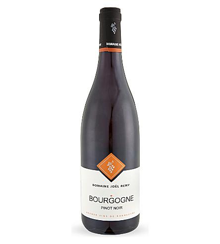 BURGUNDY Bourgogne pinot noir 2013 750ml
