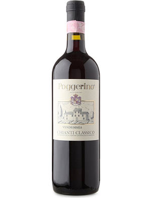 TUSCANY Chianti Classico red wine 750ml