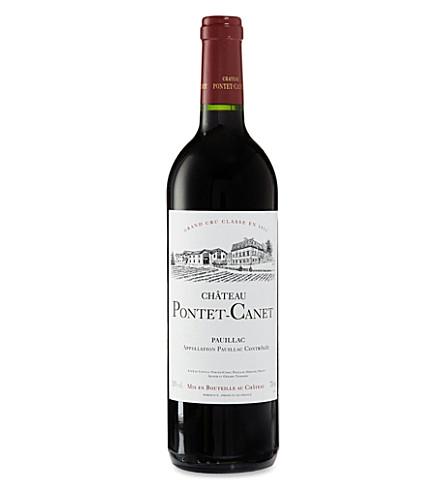 CHATEAU PONTET CANET Pauillac 2003 750ml