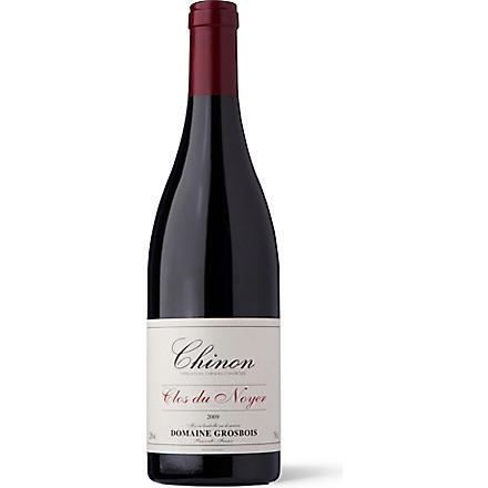 DOMAINE GROSBOIS Chinon Clos du Noyer 750ml