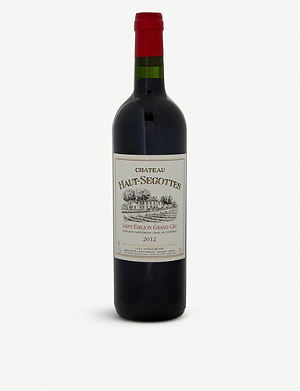 BORDEAUX St Emilion 2004 750ml