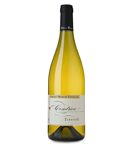 RHONE Condrieu Merlin Terroirs 2012 750ml