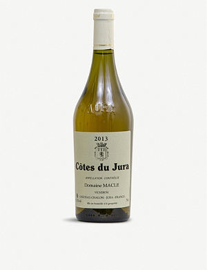 FRANCE Cotes du Jura Macle 2010 750ml