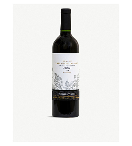 FRANCE Madiran Vieilles Vignes Labranche 2011 750ml