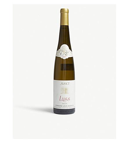 FRANCE Domaine Boesch Luss riesling 2015 750ml