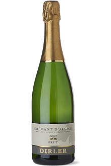 DIRLER CADE Cremant d'Alsace 750ml