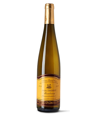 ANDRE THOMAS Gewurztraminer Mambourg Grand Cru 2009 700ml