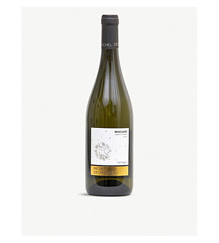 MICHEL DELHOMMEAU Muscadet symbiose 750ml