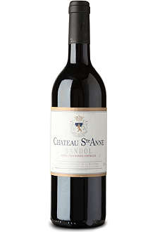 CHATEAU STE ANNE Bandol 2009 750ml