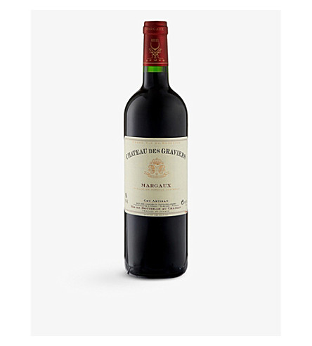BORDEAUX Chateau Des Graviers Margaue 2007 750ml