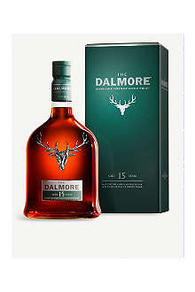 DALMORE 15 year old single malt Scotch whisky gift set 700ml