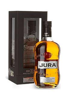 ISLE OF JURA 21 Year Old Single Malt Whisky 700ml