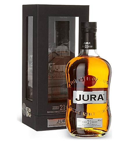 ISLE OF JURA 21 年老单麦芽威士忌700毫升