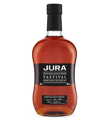 ISLE OF JURA Tastival Single Malt Whisky 700ml