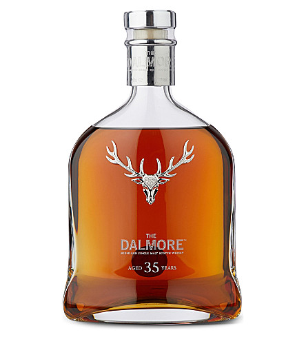 DALMORE 35-year-old single malt Scotch whisky 700ml