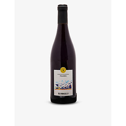 SELFRIDGES SELECTION Malbec 2010 750ml
