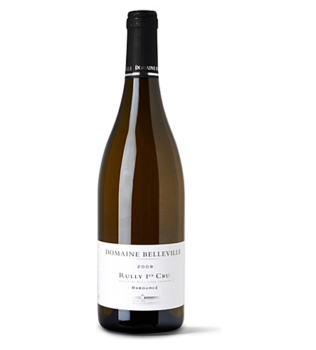 BURGUNDY Rully Blanc 1er Cru Rabourcé 750ml