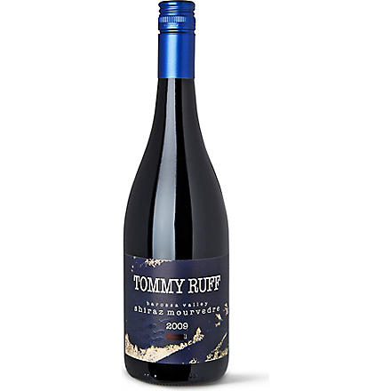 SHOBBROOK WINES Tommy Ruff Shiraz Mourvèdre 2009 700ml