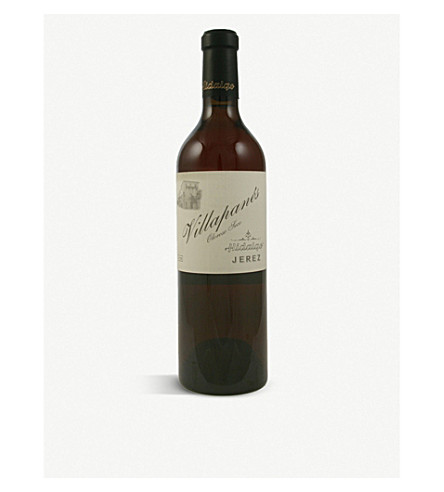 SPAIN Emilio Hidalgo Villapanese Olorosso 750ml