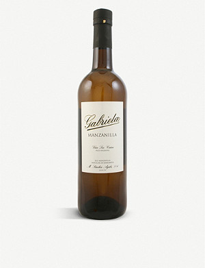 SPAIN Gabriela Manzanilla 750ml