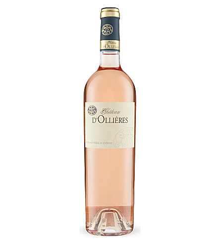 FRANCE Chateau ollieres rose provence 750ml