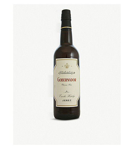 SPAIN Gobernador Oloroso 750ml