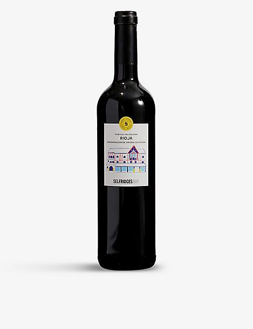 SELFRIDGES SELECTION Rioja Crianza Bodegas Valdelana 750ml