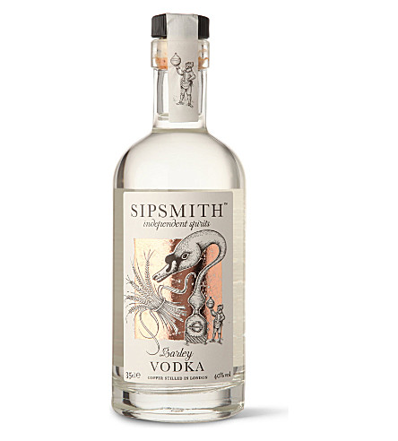 SIPSMITH Barley vodka 350ml