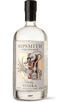 SIPSMITH Barley vodka 700ml