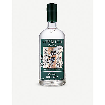 SIPSMITH London Dry Gin 700ml