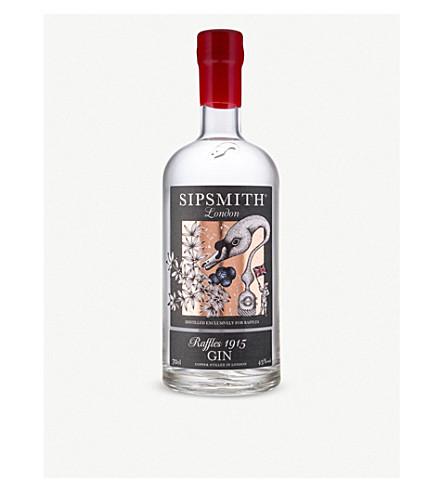 SIPSMITH Raffles 1915 gin 700ml