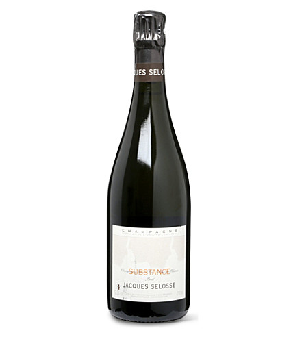 CHAMPAGNE Substance Blanc de Blancs Brut 750ml