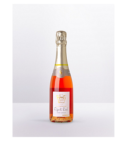 SELFRIDGES SELECTION Espirit Rosé NV Champagne 375ml