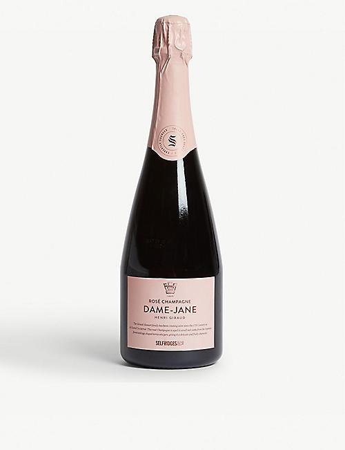 SELFRIDGES SELECTION 夫人简 NV 玫瑰?香槟 750 毫升