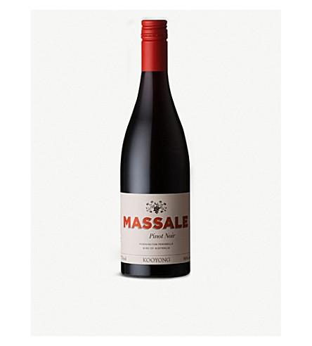 KOOYONG Massale Pinot Noir Kooyong 750ml