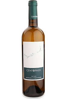 NONE Centopassi bianco 11 750ml