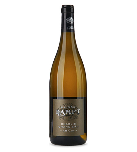 DANIEL DAMPT Chablis Grand Cru 750ml