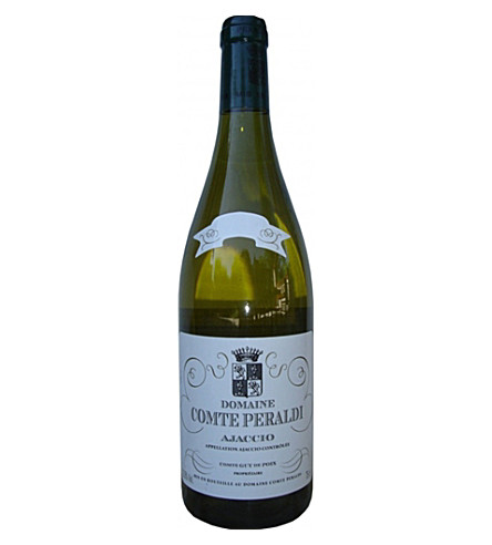 FRANCE Ajaccio Blanc 2012 750ml