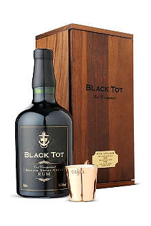 BLACK TOT Black Tot Navy rum 700ml