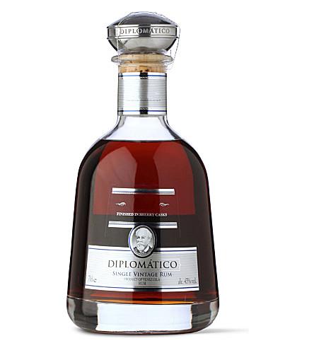 DIPLOMATICO 单葡萄酒朗姆酒700毫升