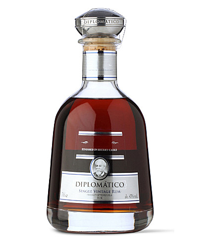 DIPLOMATICO Single Vintage 2001 Rum 700ml