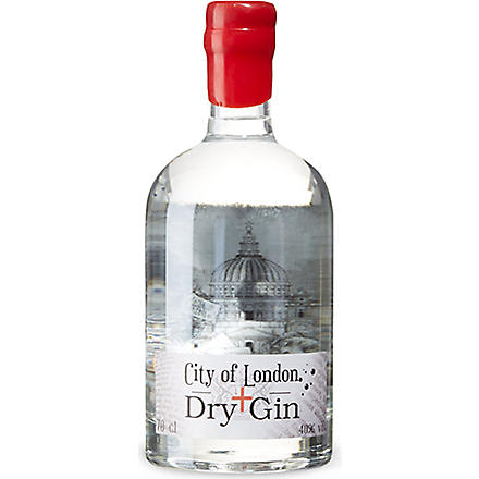 CITY OF LONDON DISTILLERY City of London Gin 700ml