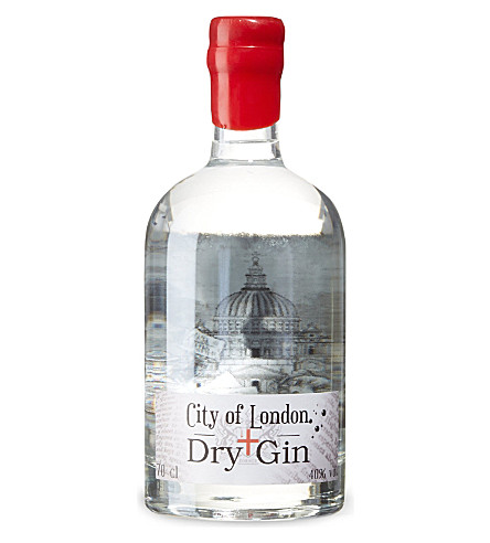 City of London Gin 700ml