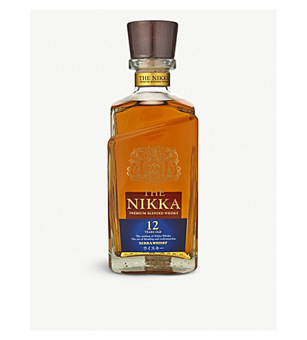 NIKKA The Nikka 12 Year Old Blended Whisky 700ml