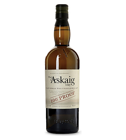ISLAY Port Askaig 100° Proof Whisky 700ml