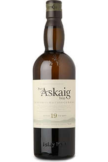 PORT ASKAIG 19-Year-Old single malt scotch whisky 700ml